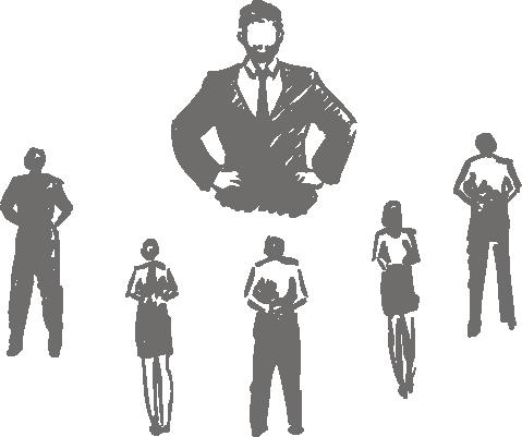 ilustrativo gestão de vendedores