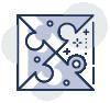 ilustrativo Integração com sistemas gerenciais (ERP)
